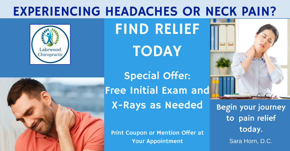 Headache and Neck Pain Relief